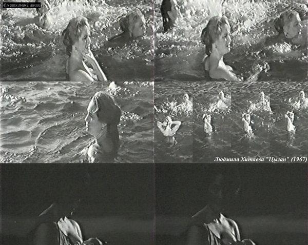 фото голой людмилы хитяевой