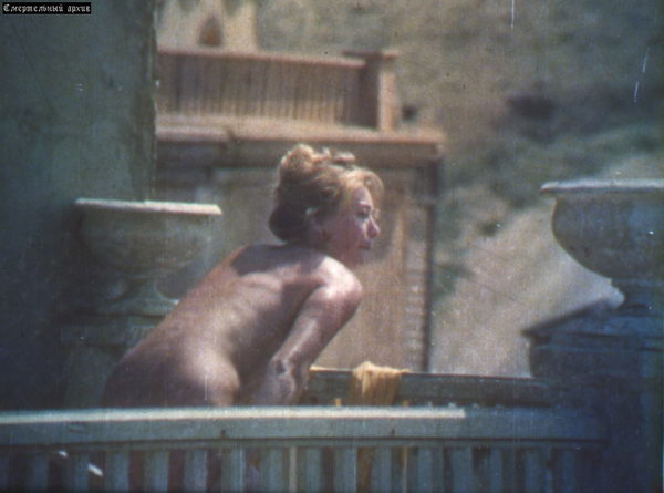 Голая маргарита терехова фото